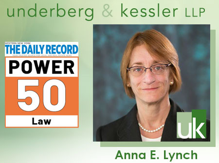 Anna E. Lynch Selected to the Power 50
