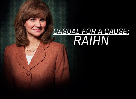 Casual For A Cause - Rochester Area Interfaith Hospitality Network (RAIHN)