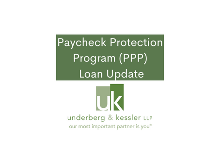 Update on the Necessity Certification for PPP Loans