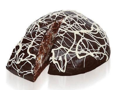Mīkstā šokolādes glazūra Cover Cocoa Dark