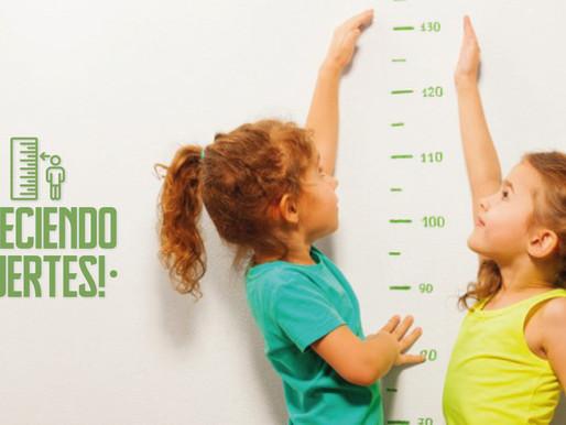 Niños sanos, sin efectos secundarios.