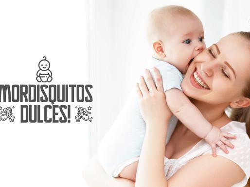 Como aliviar el dolor de la dentición de tu bebé y no morir en el intento
