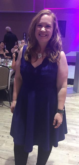 Finding Joy- Dress Success!!