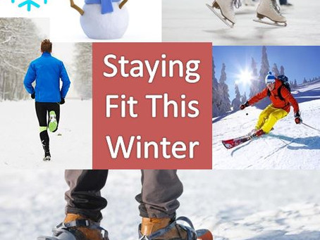 Staying Fit This Winter