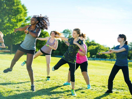 Summer workout tips