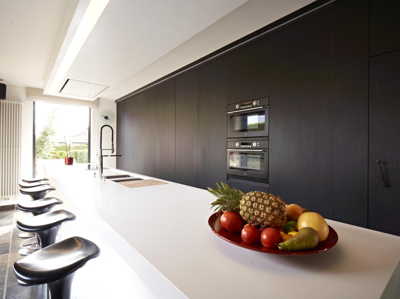 Keuken in Corian