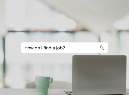 How do I find a job?