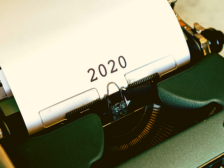2020, une année en revue