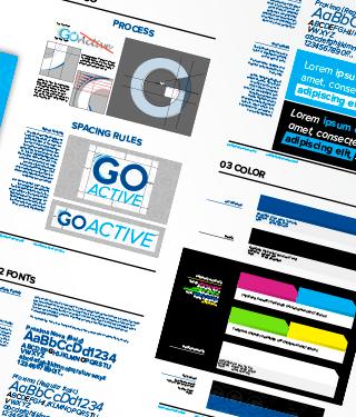 GoActive Brand Book