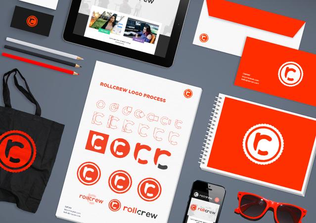 Rollcrew Website & Branding