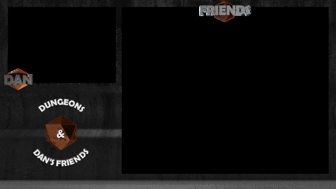 DNDF Players Frame