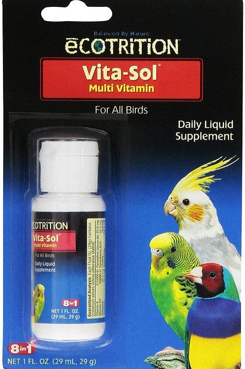 Ecotrition Vita-Sol for Birds