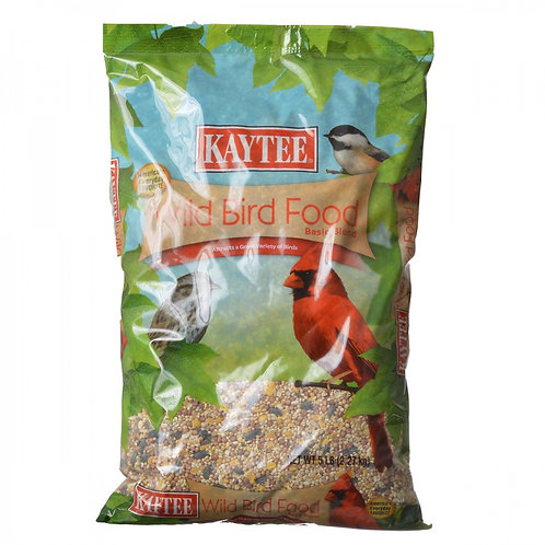 Kaytee Wild Bird Food - Basic Blend  5lb