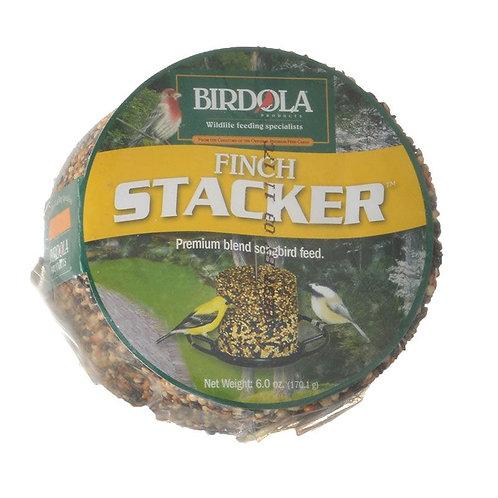 Birdola Finch Stacker Seed Cake  6oz