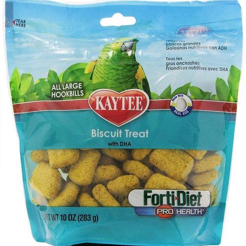 Kaytee Forti-Diet Pro Health Biscuit Treat - Parrot