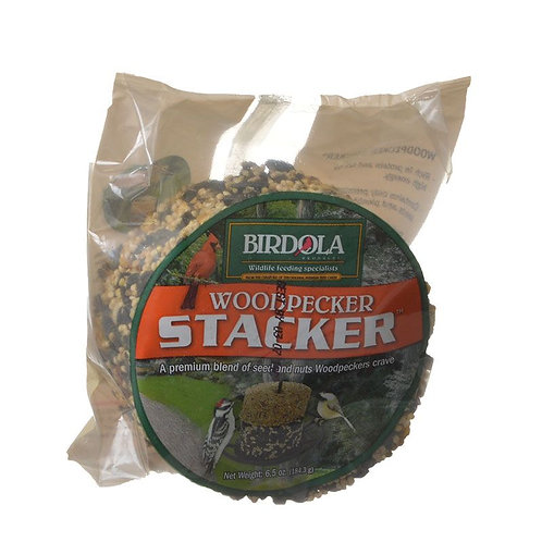 Birdola Woodpecker Stacker Cake  6.5oz