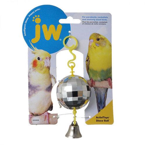 JW Insight Disco Ball Bird Toy