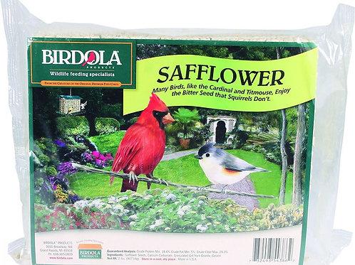 Birdola Safflower Seed Cake  2lb
