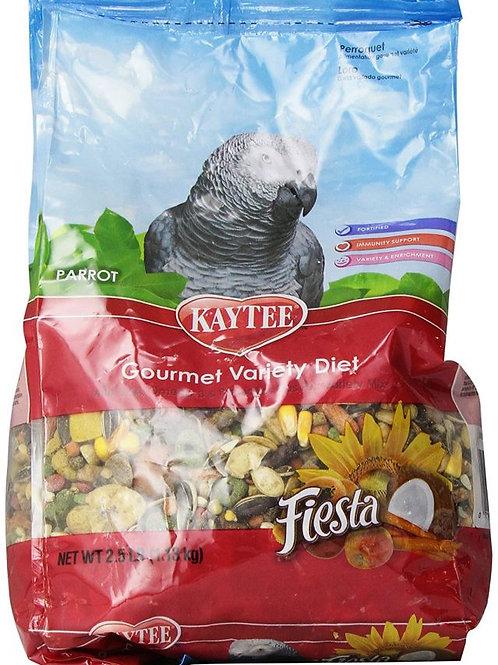 Kaytee Fiesta Max - Parrot Food  2.5lb