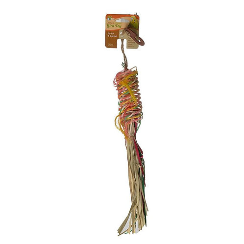 Penn Plax Bird Life Pacifier Kabob Bird Toy