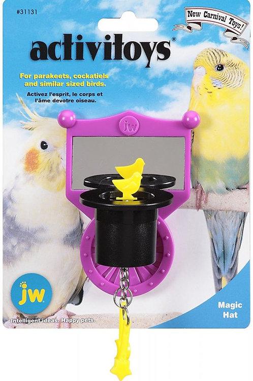 JW Insight Magic Hat - Bird Toy