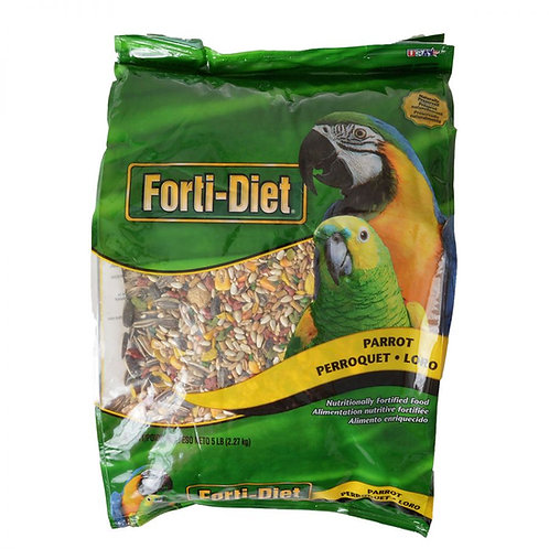 Kaytee Forti-Diet Parrot Food  5lb