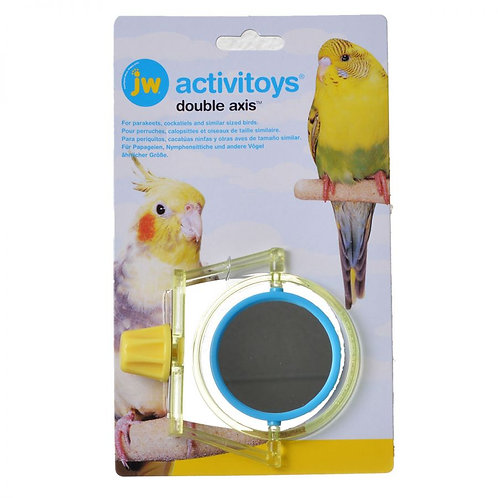 JW Insight Double Axis Bird Toy
