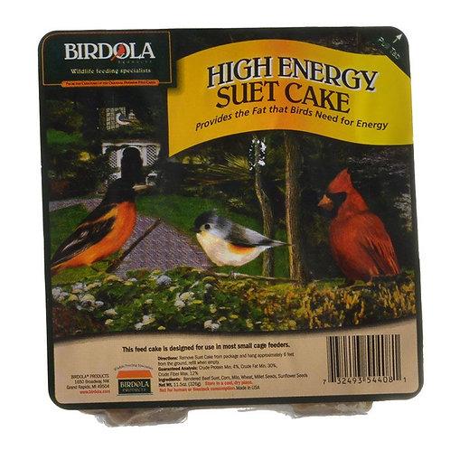 Birdola High Energy Suet Cake
