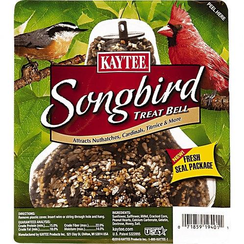 Kaytee Songbird Treat Bell  13oz