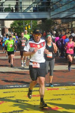 Baltimore Half 2014