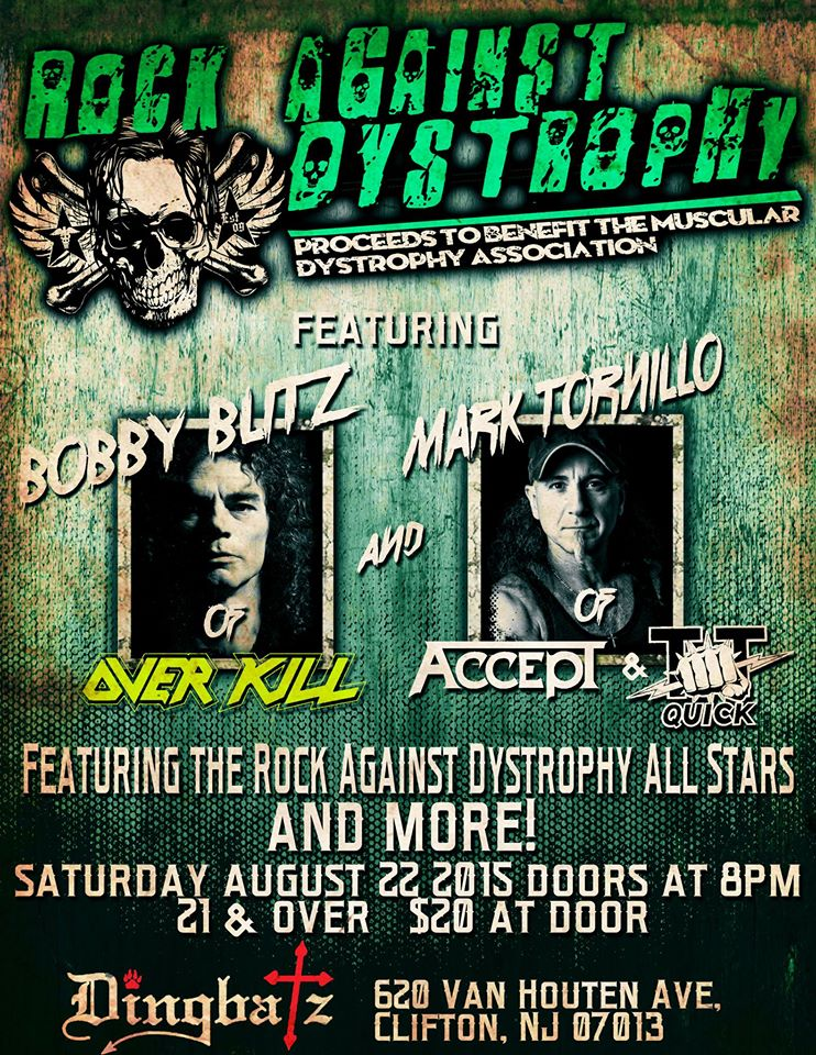 Rock Against Dystrophy