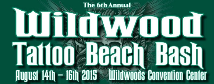Wildwood Tattoo Beach Bash 2015