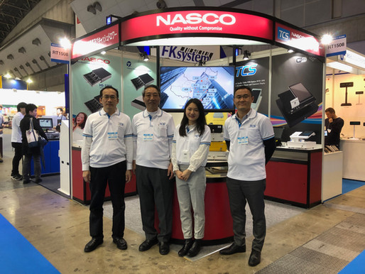 Thank you for visiting our booth at RetailTECH 2019