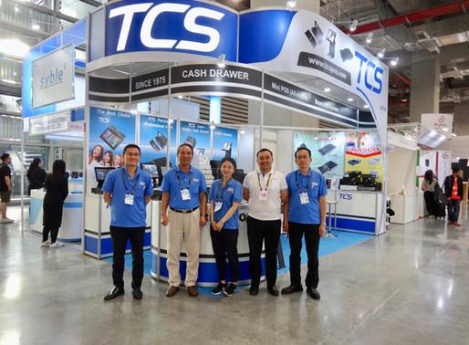 TCS exhibit at Computex 2019