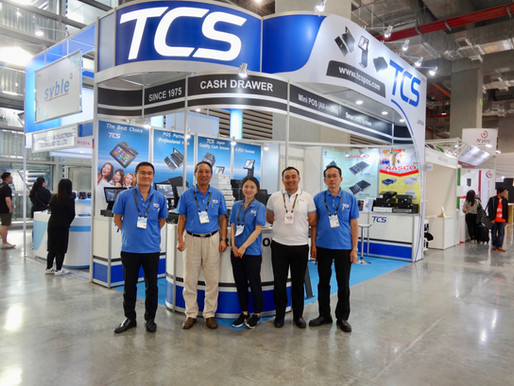 TCS exhibit at Computex 2019