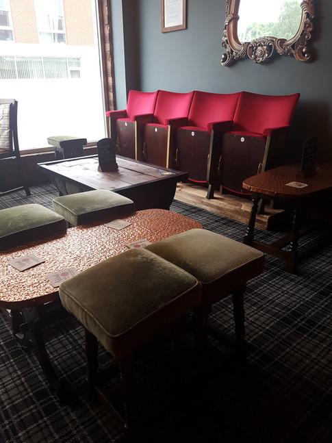 cinema seating
