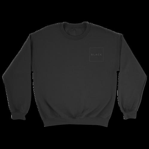 Black Box Binary Sweater