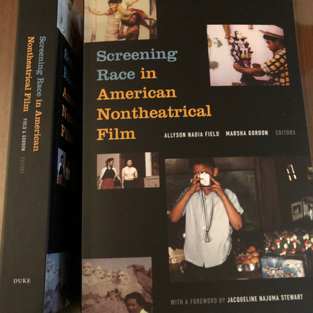Just Published: Screening Race in American Nontheatrical Film