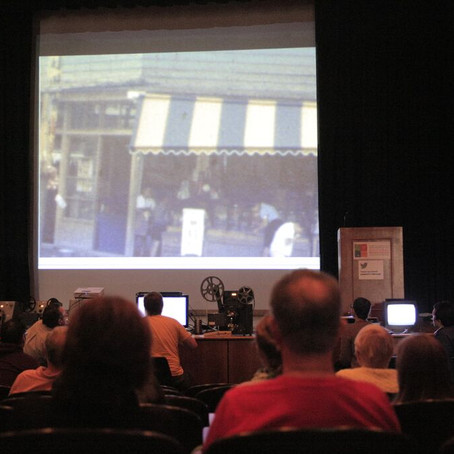 Virtual Home Movie Day Raleigh