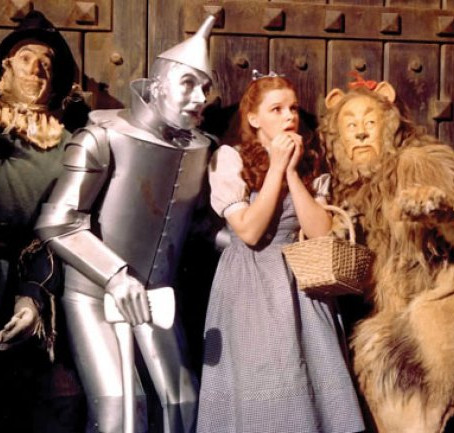 Movies on the Radio: Wizard of Oz Edition