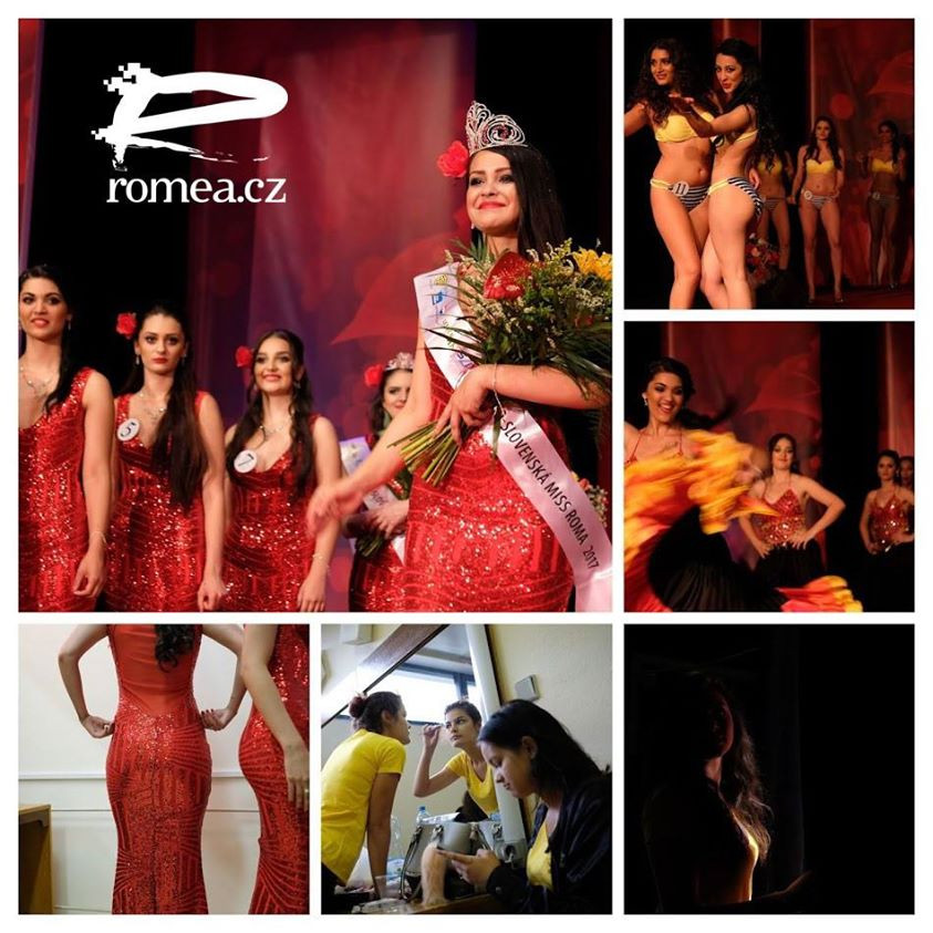 Romea.cz publishes Miss Roma 2017 photos