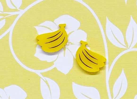 Mini Banana Studs