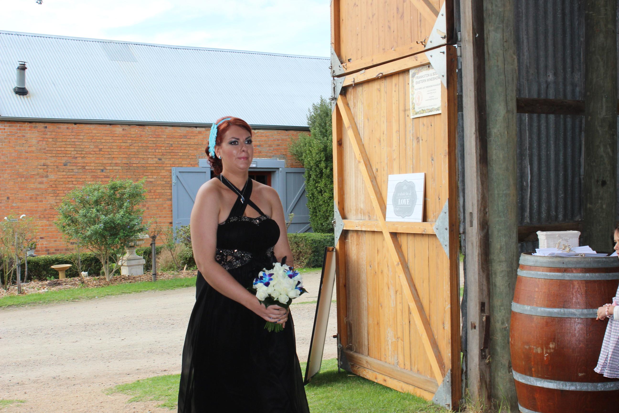 Alterations Bridesmaid