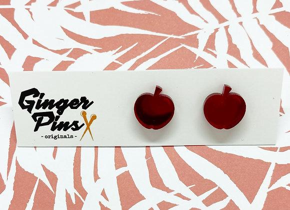 Mini Apple Studs