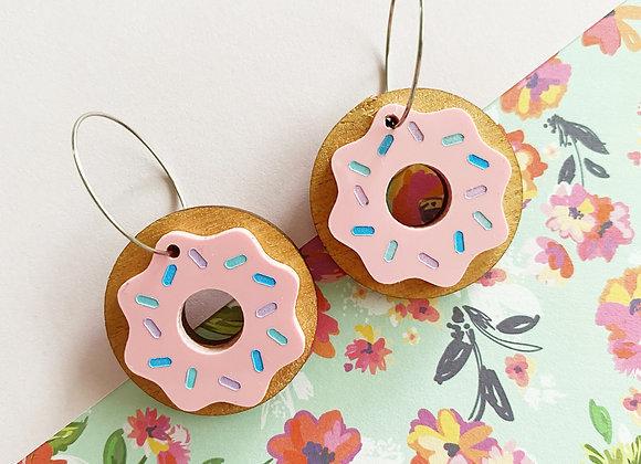 Donut Hoops