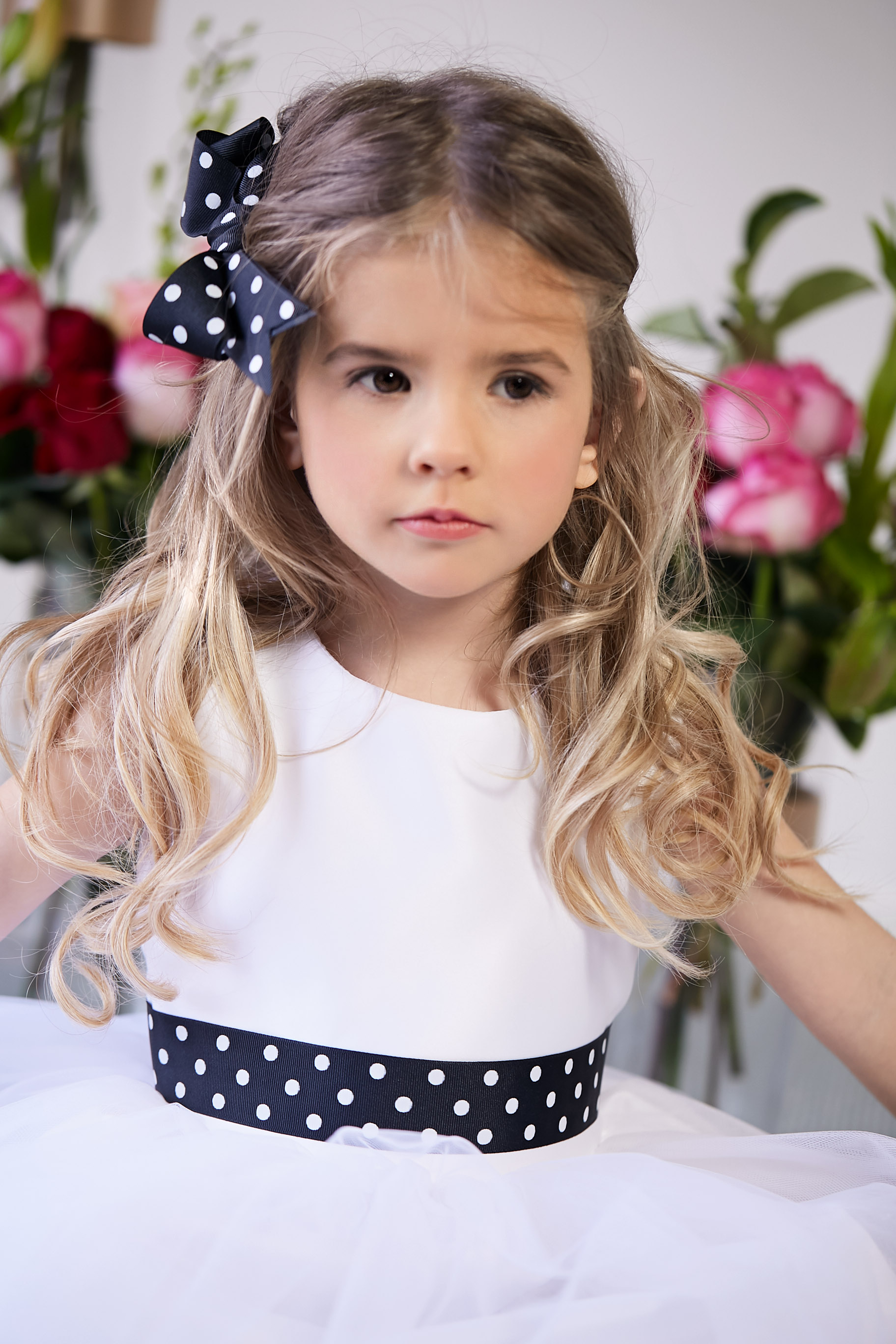 Betsy-Lou Flower Girl Dress