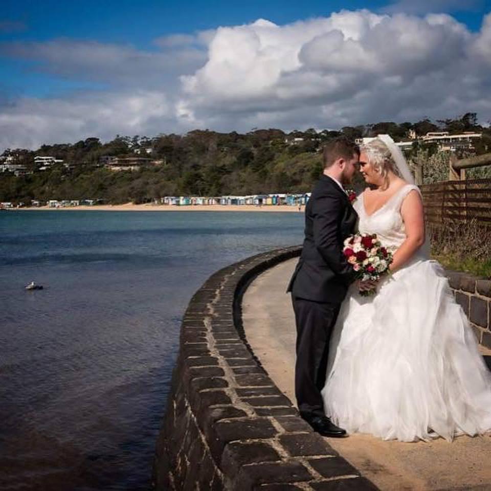 Wedding dress hemming Melbourne
