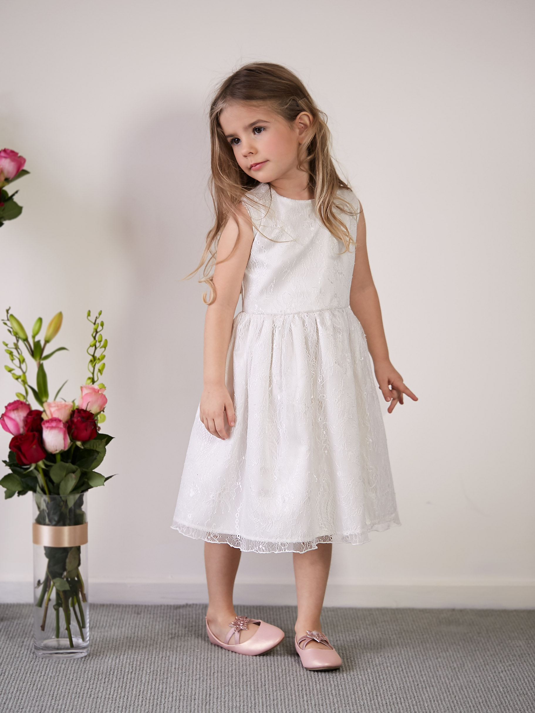Polly-Anne Flower Girl Dress
