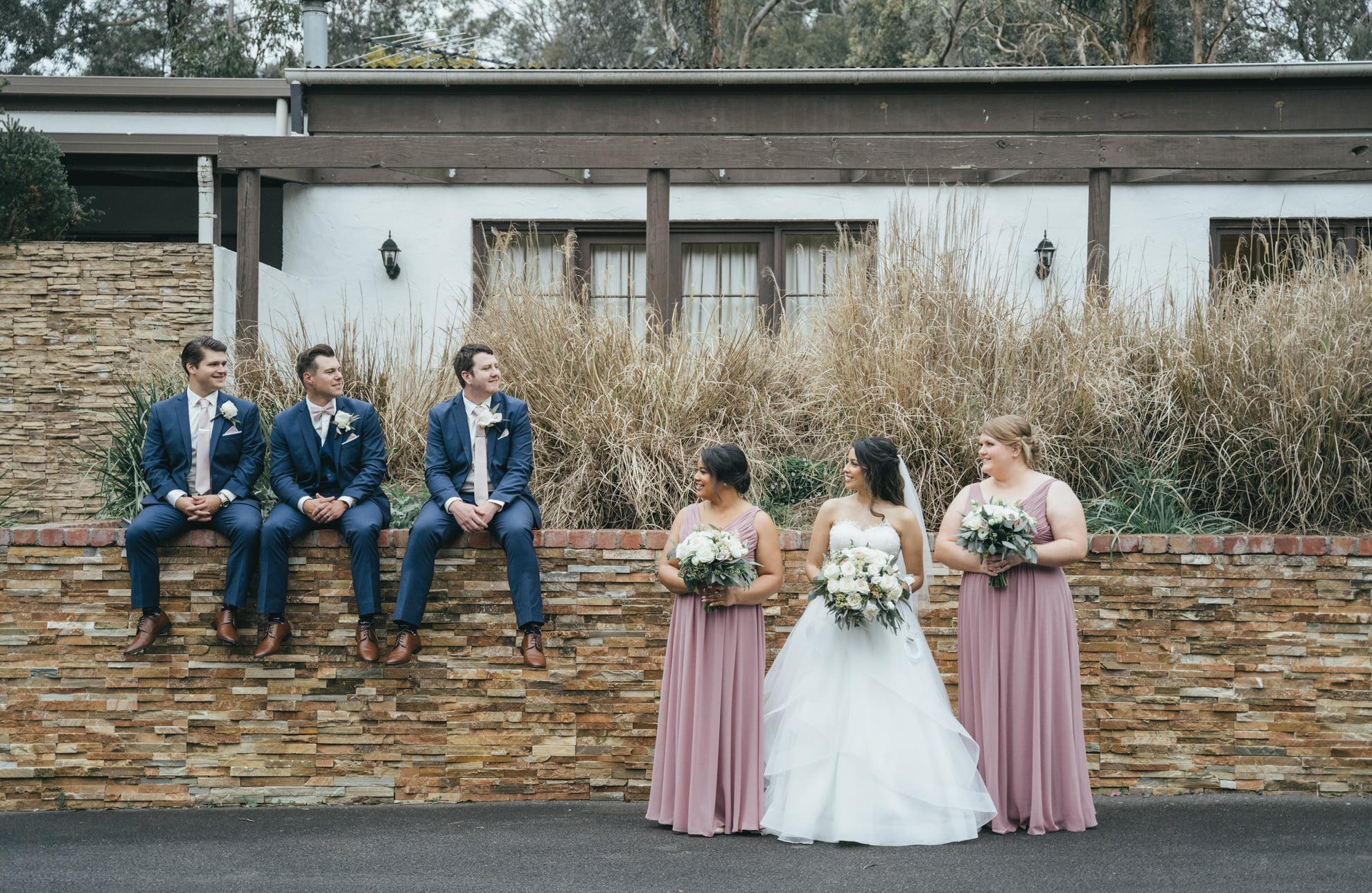 Bridesmaids alterations