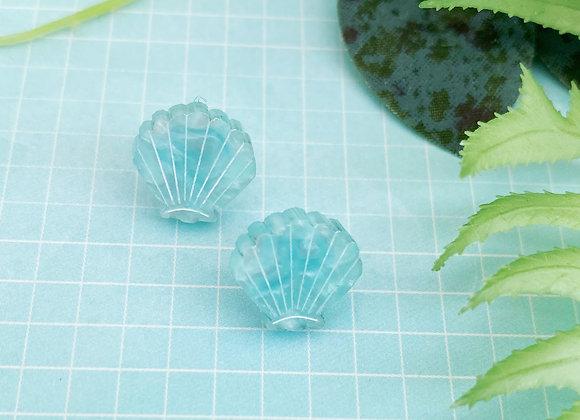 Mini Shell Studs